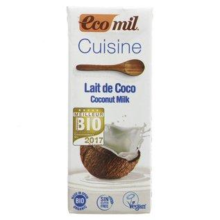 Ecomil Ecomil Organic Coconut Cuisine 200ml