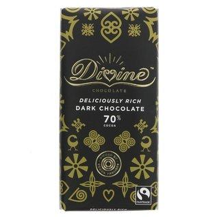 Divine Divine 70% Dark Chocolate 90g