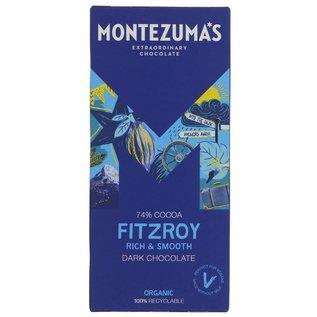 Montezuma's Montezuma's Fitzroy Organic 74% Dark Chocolate 90g
