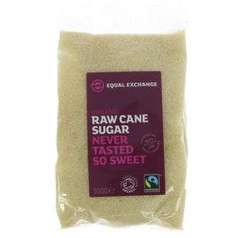 Equal Exchange Equal Exchange Organic Raw Cane Sugar 500g