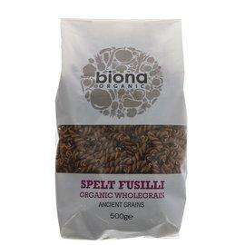 Biona Biona Organic Whole Spelt Fusili 500g