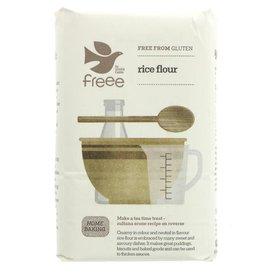 Doves Farm Freee Doves Farm Freee Gluten Free Rice Flour 1kg