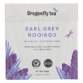 Dragonfly Dragonfly Tea Rooibos Earl Grey 40 bags