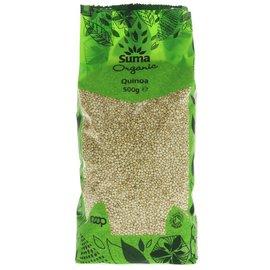 Suma Wholefoods Suma Wholefoods Organic Quinoa 500g