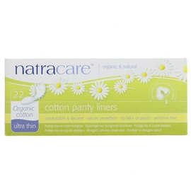 Natracare Natracare Organic Cotton Panty Liners 22 Liners