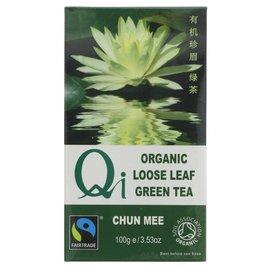 Qi Qi Organic Chun Mee Tea 100g