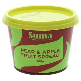 Suma Wholefoods Suma Wholefoods Pear & Apple Spread 300g