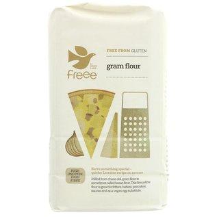 Doves Farm Freee Doves Farm Freee Gluten Free Gram Flour 1kg