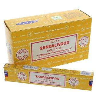 Siesta Crafts Siesta Crafts Satya Sai Sandalwood Incense 15g