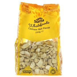 Suma Wholefoods Suma Wholefoods Cashew Pieces 250g