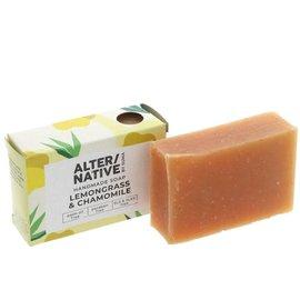 Alter/Native Alter/Native Lemongrass & Chamomile Soap 95g