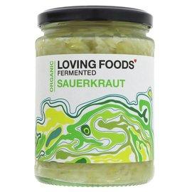 Loving Foods Loving Foods Organic Classic Sauerkraut 500g