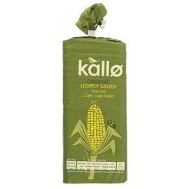 Kallo Kallo Organic Corn Cake Thins 130g