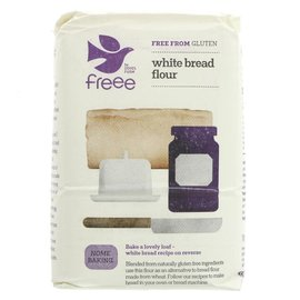 Doves Farm Freee Doves Farm Freee Gluten Free White Bread Flour 1kg