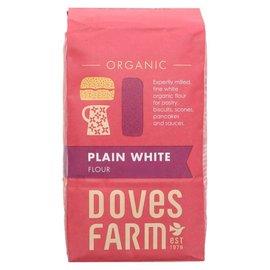 Doves Farm Doves Farm Organic Plain White Flour 1kg