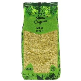 Suma Wholefoods Suma Wholefoods Organic Millet 500g