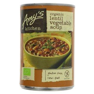 Amy's Kitchen Amy's Kitchen Organic Lentil & Vegetable Soup 400g
