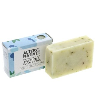 Alter/Native Alter/Native Tea Tree & Eucalyptus Soap 95g