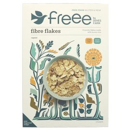 Doves Farm Freee Doves Farm Freee Organic Gluten Free Fibre Flakes 375g