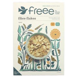 Doves Farm Freee Doves Farm Freee Organic Gluten Free Fibre Flakes 375g