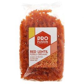 Pro Fusion Pro Fusion Organic Red Lentil Fusilli 300g