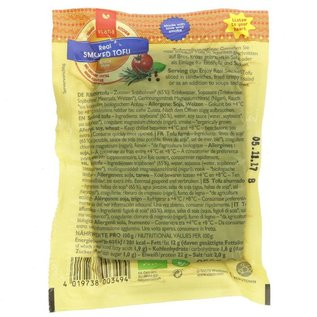 Viana Viana Organic Smoked Firm Tofu 250g