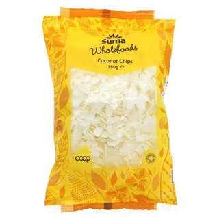 Suma Wholefoods Suma Wholefoods Coconut Chips 150g