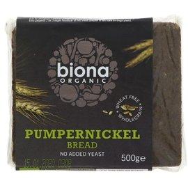 Biona Biona Organic Pumpernickel Bread 500g
