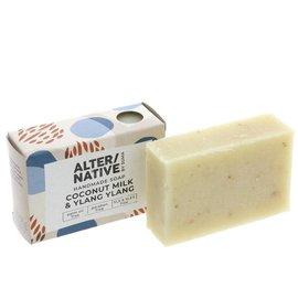 Alter/Native Alter/Native Coconut Milk & Ylang Ylang Soap 95g