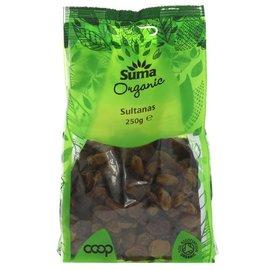 Suma Wholefoods Suma Wholefoods Organic Sultanas 250g