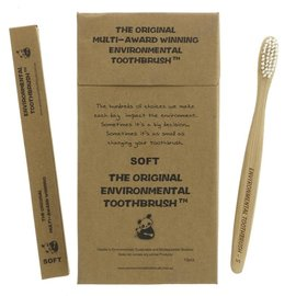 The Environmental Toothbrush Co The Environmental Toothbrush Co  1 Soft Toothbrush