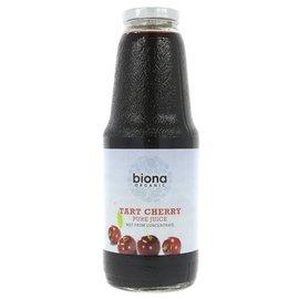 Biona Biona Organic Tart Cherry Pure Juice 1L