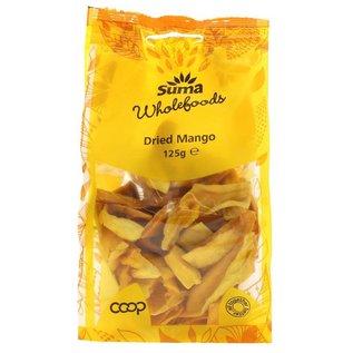 Suma Wholefoods Suma Wholefoods Mango Slices 125g