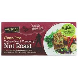 Artisan Grains Artisan Grains Gluten Free Cashew Nut & Cranberry Nut Roast 200g
