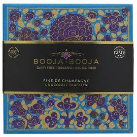 Booja Booja Booja Booja Organic Fine De Champagne Truffles Artist's Collection Gift Box 185g
