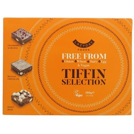 Lazy Day Lazy Day Free From Tiffin Selection 225g