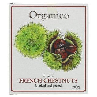 Organico Organico Organic French Chestnuts 200g