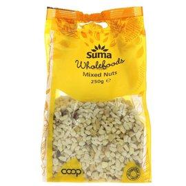 Suma Wholefoods Suma Wholefoods Mixed Nuts Chopped 250g
