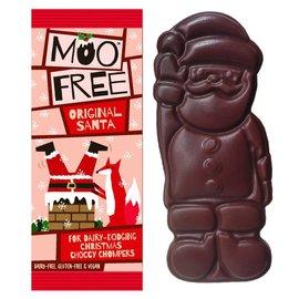 Moo Free Moo Free Vegan Santa Claus Bar 32g