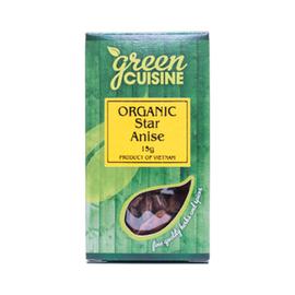 Green Cuisine Green Cuisine Organic Anise Star 15g