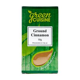 Green Cuisine Green Cuisine Ground Cinnamon 50g