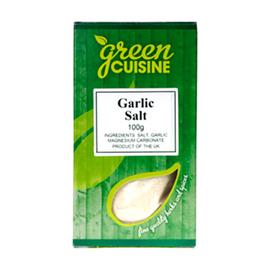 Green Cuisine Green Cuisine Garlic Salt 100g