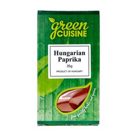 Green Cuisine Green Cuisine Paprika Hungarian 35g