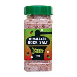 Green Cuisine Green Cuisine Refill Himalayan Rock Salt 600g