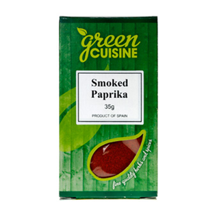 Green Cuisine Green Cuisine Paprika Smoked 35g
