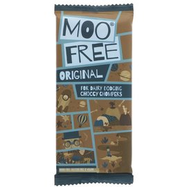 Moo Free Moo Free Original Everyday Chocolate Bar 80g