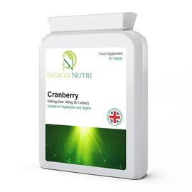 Indigo Nutri Indigo Nutri Cranberry 5000mg 90 Tablets