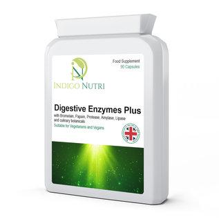 Indigo Nutri Indigo Nutri Digestive Enzymes Plus 90 Capsules