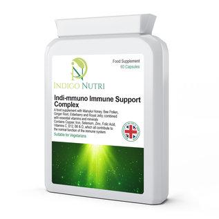 Indigo Nutri Indigo Nutri Indi-mmuno Immune Support Complex 60 Capsules