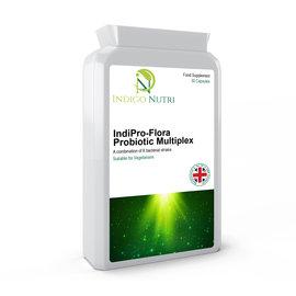Indigo Nutri Indigo Nutri IndiPro-Flora Probiotic Multiplex 30 Capsules